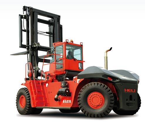 G系列 42-46吨内燃平衡重叉车