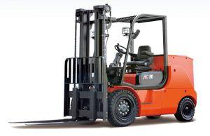 四支点 G系列4-5吨蓄电池平衡重式叉车